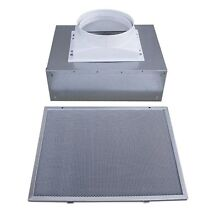 WS 62N Series Range Hood Ductless Kit Air Diverter Included Charcoal Filter New