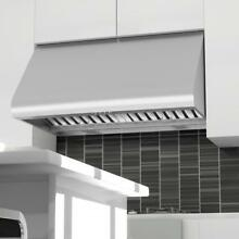 30  PRO 1000 CFM STAINLESS STEEL UNDER MOUNT CABINET RANGE HOOD 527 30