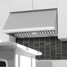 48  PRO 1000 CFM STAINLESS STEEL UNDER MOUNT CABINET RANGE HOOD 527 48