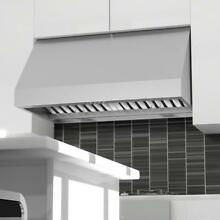 48  PRO 1000 CFM STAINLESS STEEL UNDER MOUNT CABINET RANGE HOOD LED 523 48
