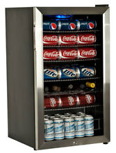 NewAir AB 850 84 Can Stainless Steel Beverage Cooler