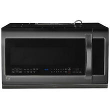 NEW FREE SHIP Kenmore 87587 2 2 cu ft  Over the Range Microwave Black Stainless
