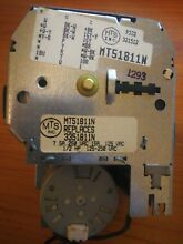 NEW  Whirlpool Washing Machine Timer 3351811  3946430  TIMER FACTORY AUTHORIZED