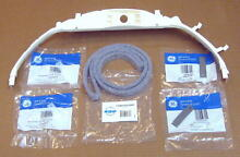 GE Dryer Bearing Felt Slides Glides WE03x20570 WE9X20441 WE1M504 WE1M1067