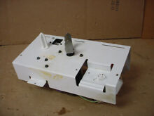 GE Refrigerator Ice Motor w  Cover Part   WR60X0202 WR17X10070