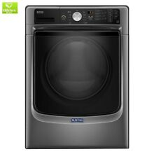 4 5 cu  ft  High Efficiency Front Load Washer with Steam in Metallic Slate  ENER