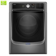 7 4 cu  ft  Electric Dryer with Steam in Metallic Slate  ENERGY STAR