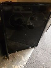 KENMORE FRIGIDAIRE GLASS MAIN TOP 316531988 WITH ELEMENTS