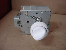 GE Washer Timer w  Knob Part   WH12X10152