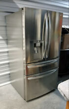 LG LMXS30796S 29 7CF Door n Door French Door Refrigerator Stainless Steel NEW