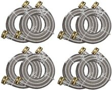 4  Watts 2 Pack  3 4  x 3 4  x 60  Stainless Steel Washing Machine Hoses
