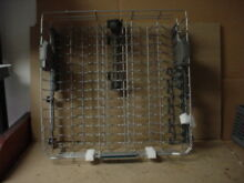 KitchenAid Dishwasher Upper Rack w Tracks NEW Part   W10312792 WP10312792