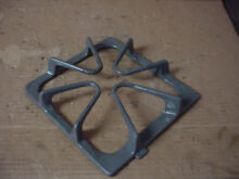 Whirlpool Gas Range Grate w  Some Wear Mild Chips Part   8053390