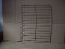 GE Double Oven Lower Oven Rack w  Some Wear Part   WB48T10027
