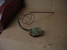 Frigidaire Gas Stove Thermostat Model   3212722307