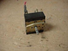 O  Keefe   Merritt Tappan Oven Control Switch Part   697T038P05