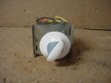 Maytag Dryer Timer w  Knob Part   40112701