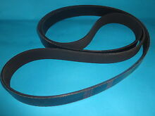 MIELE COMMERCIAL WASHING MACHINE DRIVE BELT PW6161 PW6201 PW6167 PW6207 12PJ2083