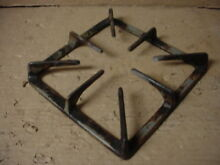 Frigidaire Range Burner Grate w  Wear   Heavy Staining Part   316213801