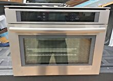 Jenn Air JBS7524BS 24  Steam and Convection Wall Oven   SHIPS FREE