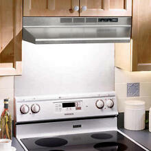 Signature Hardware 30  Non Ducted Under Cabinet Range Hood