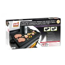 Stove Builders International Cast Iron Cooking Griddle for Wood Stove