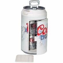 Coors Light Can Mini Fridge