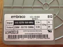 Embraco Refrigerator Inverter Electronic Control VCC3 115619G26