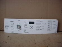 Maytag Washer Control Panel Part   W10635985