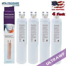 4Pack Genuine Frigidaire Ultra ULTRAWF PureSource 241791601 Water Filter Sealed