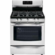 NEW FREE DELIVERY Kenmore 74233 5 0 cu  ft  Freestanding Gas Range Stainless