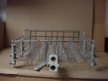 Whirlpool Dishwasher Upper Rack Assembly As Shown Part   W10300725 W10779821