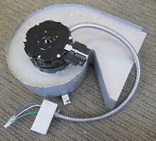 GE Electric Cooktop  Downdraft Fan Assembly WB26X10129 WB26X10220