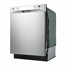 1001 NOW Dishwasher Midea 52dBA 24 inch Tall Tub Stainless Steel