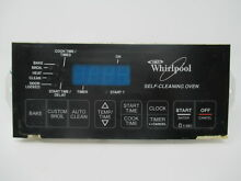 8522477 Whirlpool Black Stove Range Control  1 Year Guarantee  Same Day Ship