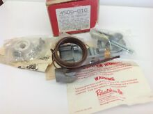Vintage Okeefe   Merritt Aristocrat Town   Country 50s Gas Stove Oven Thermostat