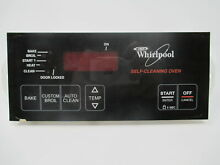 8053133 Whirlpool Black Stove Range Control  1 Year Guarantee  Same Day Ship