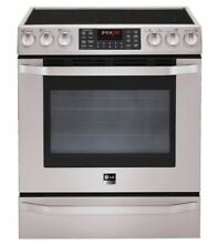 LG Studio  LSES302ST 30 Inch Slide in Electric Range