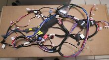 SAMSUNG  VRT STEAM  WASHER  MAIN  WIRING  HARNESS  DC96 01687J