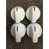 316543906  4 Knobs fits Frigidaire Oven 4 Pack