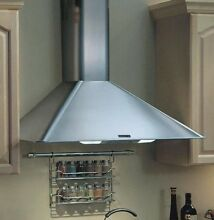 Broan Elite RM50000 series 30 in  Convertible Range Hood in Stainless Steel