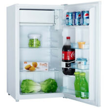 Arctic Fresh 3 3 Cu Ft  Compact Refrigerator with Full Width Chiller   White