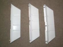 Kenmore Whirlpool dryer drum baffle W10852390   set of 3 clean