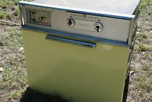 1960 s Vintage GE Wall Oven With Cook Top and Hood