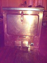 Chambers Copper Wall Oven