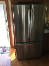LG Electronics LFC28768ST 28 cu  ft  French Door Refrigerator in Stainless Steel