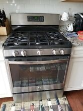 GE stove top 5 burner Cooktop Gas