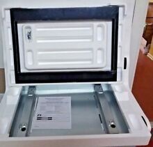 Whirlpool Built in Microwave Oven Optional Trim Kit Model MK2227AB  27 inch