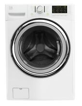 Kenmore Kenmore 41392 4 5 cu  ft  Front Load Washer w Accela Washreg   White