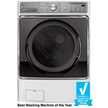 Kenmore Elite Kenmore Elite 41072 5 2 cu  ft  Front Load Washer with Steam Trea